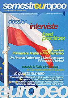 Semestre Europeo n. 1 - Anno 2, Luglio 2011