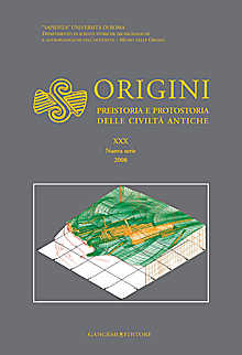 Origini - XXX