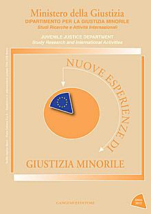 Nuove esperienze di Giustizia Minorile - Unico 2012