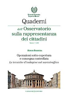 Quaderni dell'Osservatorio sulla rappresentanza dei cittadini n.5/2009