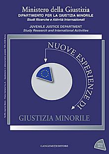 Nuove esperienze di Giustizia Minorile - Unico 2013
