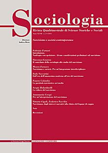 Sociologia n. 2/2014