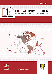 Digital Universities V.1 (2014) n. 1