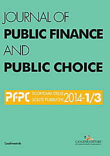 Journ. of Public Finance Public Choice