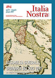 Italia Nostra 494 apr-giu 2017