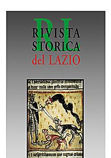 Rivista Storica del Lazio n. 16/2002