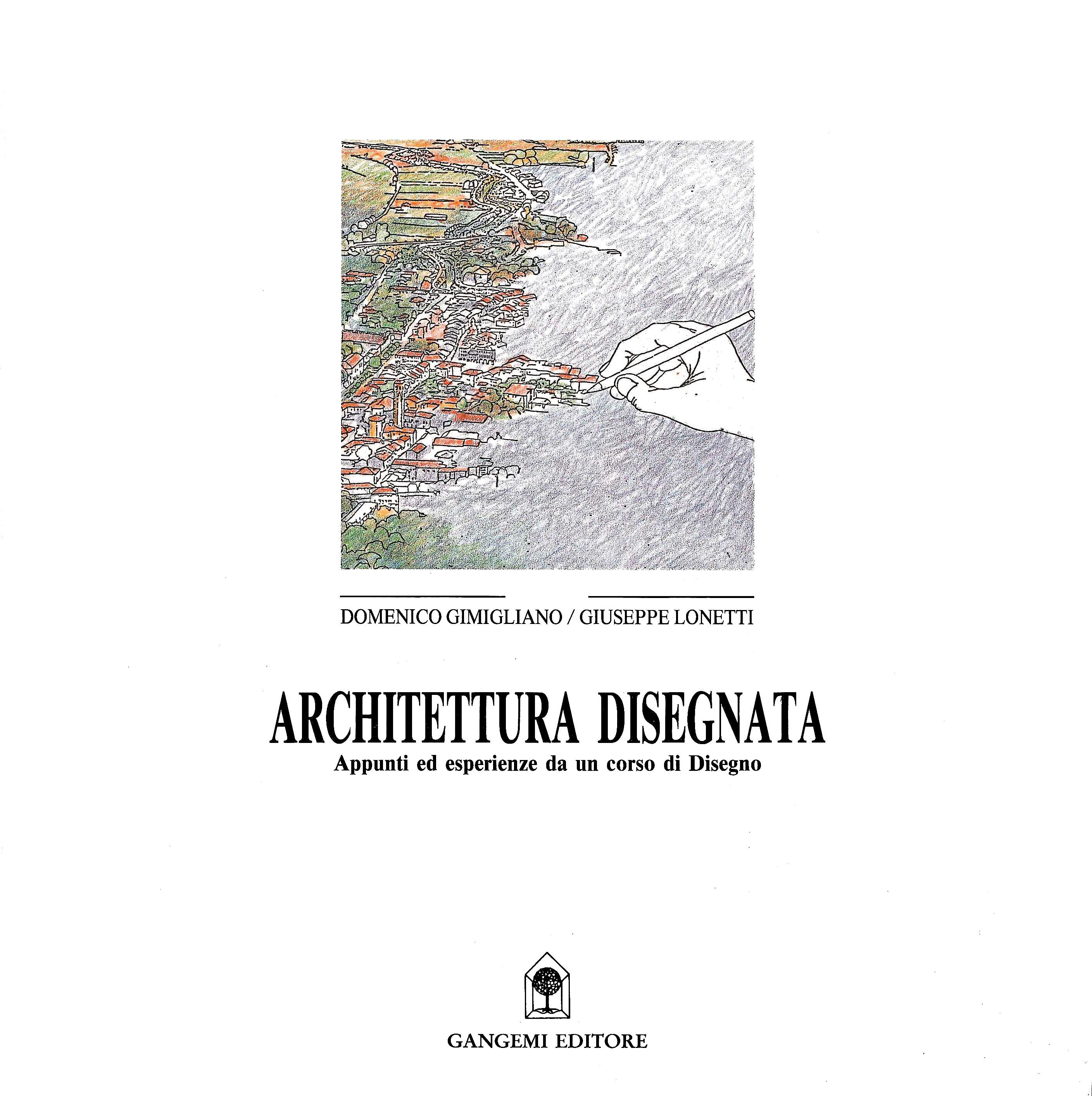 Architettura disegnata for Architettura disegnata