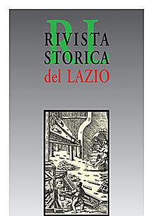 Rivista Storica del Lazio 18/2003