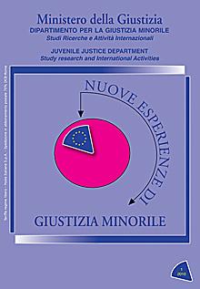 Nuove esperienze di Giustizia Minorile n.1/2010