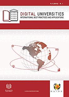 Digital Universities V.2 (2015) n. 1