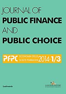 Journ. of Public Finance Public Choice