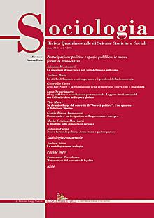 Sociologia n. 2/2016