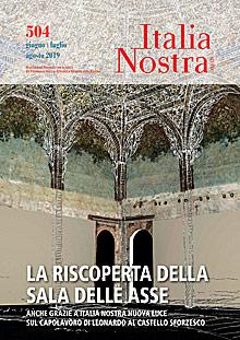Italia Nostra 504 giu-ago 2019