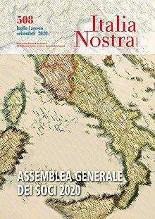 Italia Nostra 508 lug-set 2020