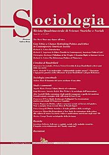 Sociologia n.3/2017