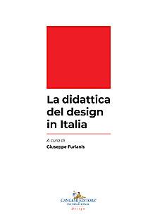 La didattica del design in Italia