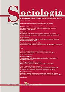 Sociologia n.1/2021