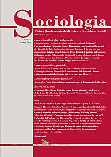 Sociologia n.2/2021