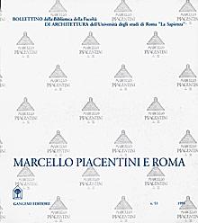 Marcello Piacentini e Roma