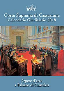 Corte Suprema di Cassazione. Calendario Giudiziario 2018