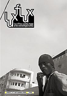 Luxflux proto-type arte contemporanea Anno II, n. 7-8-9/2004